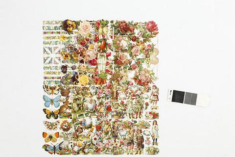 Kiiltokuvalajitelma arkki 16,5X23,5cm yhteensä 30 arkkia