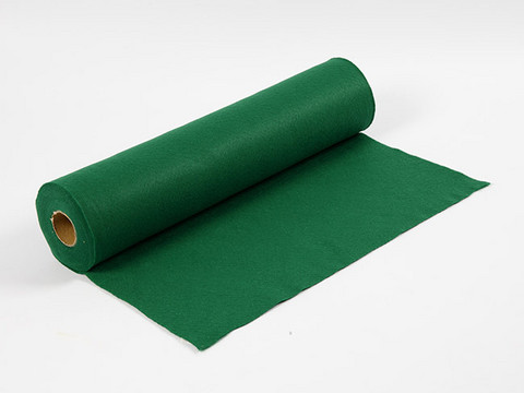 Paksu vihreä askarteluhuopa 45cmX5m
