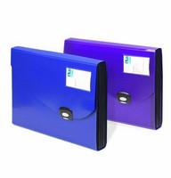 Kodinkansio A4+, 13-osainen, sininen