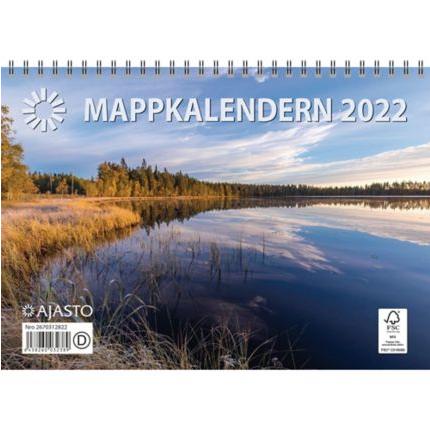 Mappkalendern 2022 250 x 352 mm