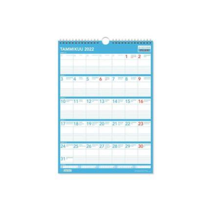 Protime Plan seinäkalenteri 2022 300 x 400 mm