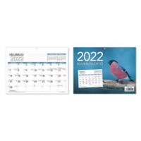 Kuukausilehtiö seinäkalenteri 2022 210 x 156 mm
