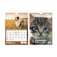 Lemmikit seinäkalenteri 2022 232 x 325 mm