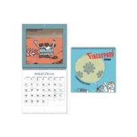 Fingerpori seinäkalenteri 2022 230 x 460 mm