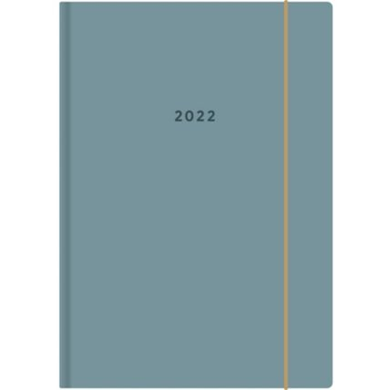 Ajasto Color pöytäkalenteri 2022 A5 meri