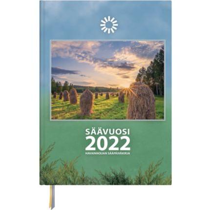 Säävuosi pöytäkalenteri 2022 A5