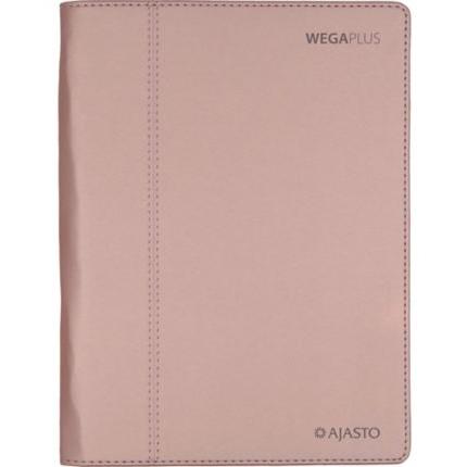 Ajasto Wega Plus pöytäkalenteri 2022 A5 ruusukulta