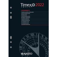 Ajasto Timex Space kalenterivuosipaketti 2022