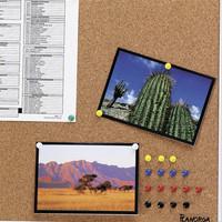 Karttaneula kartio värilajitelma 25kpl/rasia