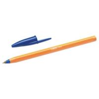 Bic Orange kuulakärkikynä korkilla 0,30mm sininen 20kpl pkt