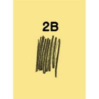 Staedtler Mars Lumograph lyijykynä 2B, 1 kpl=12 kynää