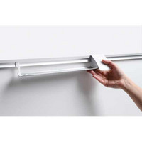 Bi-Office New Generation emaloitu magneettinen valkotaulu 90 x 60 cm