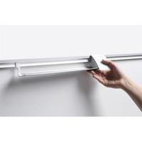 Bi-Office New Generation emaloitu magneettinen valkotaulu 120 x 90 cm