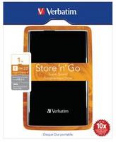 Verbatim Store'n'Go ulkoinen kiintolevy 2.5