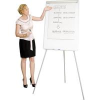 Bi-Office Easy ei-magneettinen lehtiötaulu 70 x 100 cm, kolmijalkainen jalusta