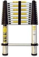 Alumiiniset Teleskooppitikkaat 3,8 metriä