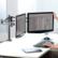 Monitorivarsi pöytäkiinnityksellä 2-osainen Professional Series