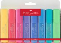 Faber-Castell korostuskynä Textliner 46 8-värin sarja