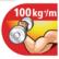 Erittäin luja kaksipuolinen teippi Powerbond 19mm x 1,5m