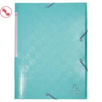 Laatikkokansio A4 värilajitelma, 1 kpl=6 laatikkokansiota