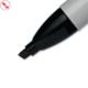 Sharpie huopakynä viistokärki 1.5/4.5mm musta blisteri