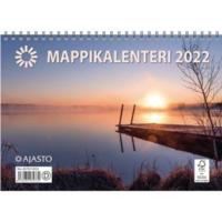 Mappikalenteri seinäkalenteri 2022 250 x 352 mm