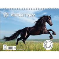 Hevoset seinäkalenteri 2022 290 x 420 mm