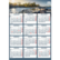 Maxi seinäkalenteri 2022 520 x 740 mm