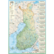 Karttakalenteri seinäkalenteri 2022 590 x 850 mm