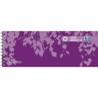 Memo 14 pöytäkalenteri 2022 255 x 95 mm