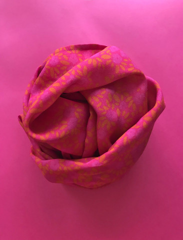 Siimes-scarf red