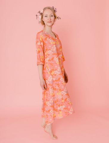 Kreeta-dress light pink