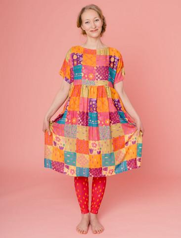 Sesilia-dress multicolor