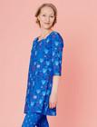 Salme-tunic blue