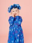 Selma-dress blue