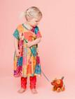 Lyyli-mekko monivärinen