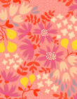 Kreeta-cotton fabric light pink