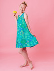 Lulu-dress turquoise