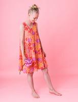 Lulu-mekko vaaleanpunainen