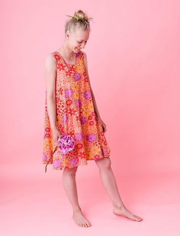 Lulu-dress light pink
