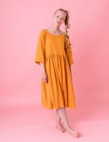 Liisi-mekko keltainen