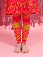Aamu-leggings cherry