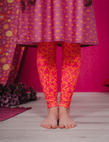 Aamu-leggings pink