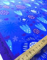 Ilo-cotton jersey blue