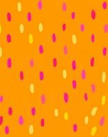 Pilkkumi-cotton jersey sunshine yellow