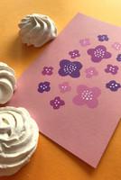 Matara-postikortti vaaleanpunainen