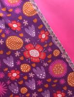 Ilo-scarf purple