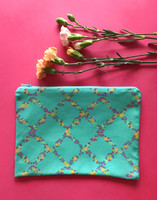 Pouch turquoise