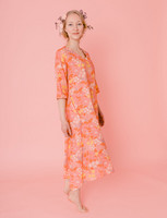 Kreeta-dress light pink II-laatu