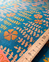 Leväniitty-cotton jersey petrooli